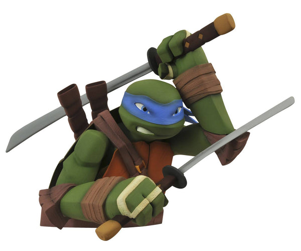 TMNT Leonardo Coin Bank Figure *CLEARANCE*