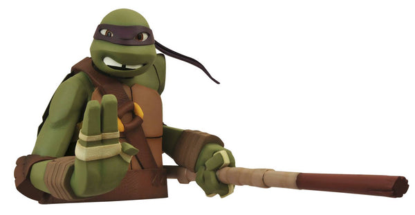 TMNT Donatello Coin Bank Figure *CLEARANCE*