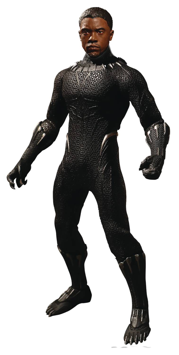 Marvel Black Panther One-12 Collectable Figure - Kryptonite Character Store