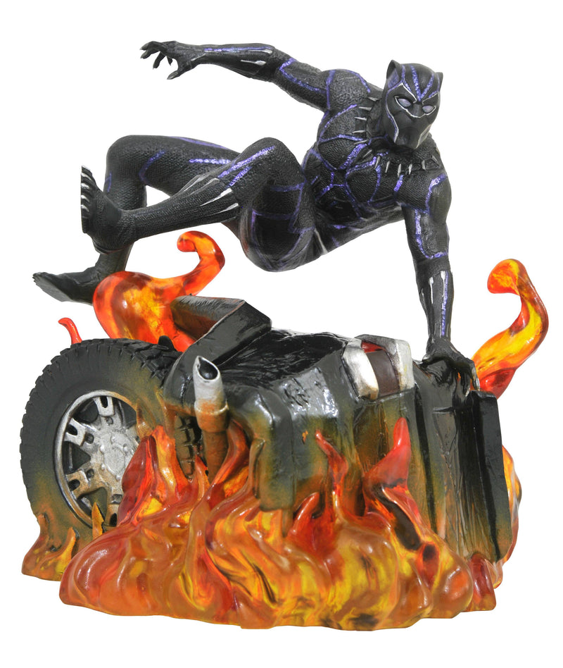 Marvel - Black Panther Movie Gallery PVC Figure - Kryptonite Character Store