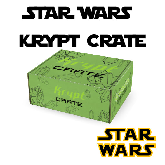 STAR WARS KRYPT CRATE - MYSTERY BOX