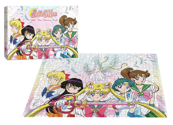 Sailor Moon Supers #2 - 1,000 Piece Jigsaw Puzzle