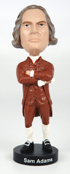 Politicians - Samuel Adams Bobble Head
