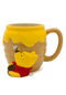 Winnie the Pooh Sculpted Mug - kryptonite Character Store