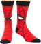 Spider-man Crew Socks - Kryptonite Character Store