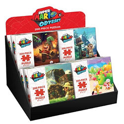 Super Mario Odyssey 200 Pieces Puzzle- Kryptonite Character Store