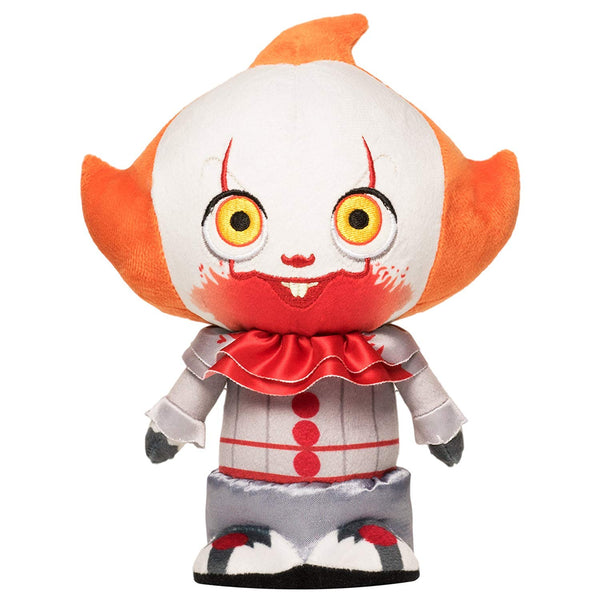 Super Cute Plush: IT Pennywise (Monster) Collectible Figure - Kryptonite Character Store
