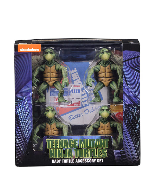 Teenage Mutant Ninja Turtles (1990 Movie)- Baby Turtles Set- Kryptonite Character Store