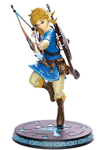 The Legend of Zelda: Breath of The Wild Figure - Kryptonite Character Store