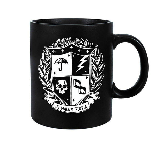 The Umbrella Academy When Evil Rains Mug - Kryptonite Character Store