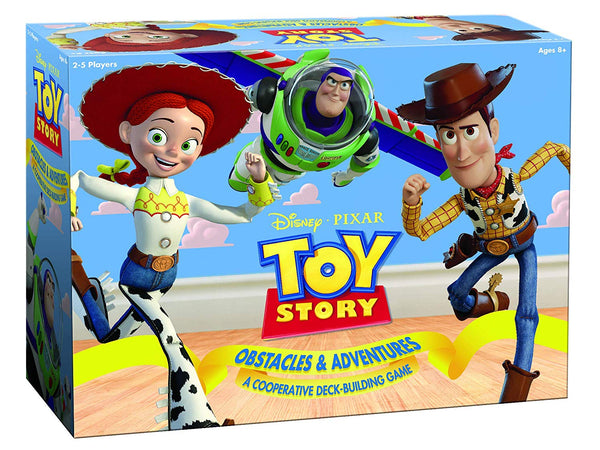 Toy Story Deck-Building Card Game Obstacles & Adventures - Kryptonite Character Store