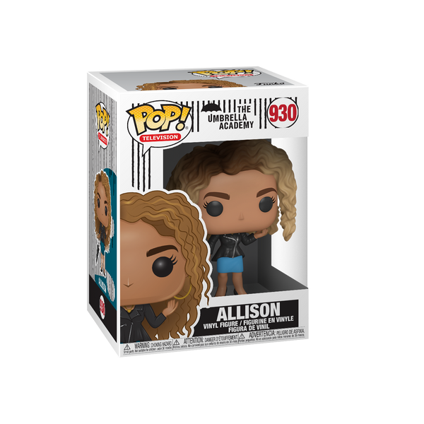 Funko POP! TV: Umbrella Academy - Allison Hargreeves