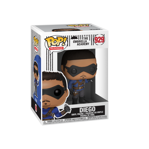 Funko POP! TV: Umbrella Academy - Diego Hargreeves