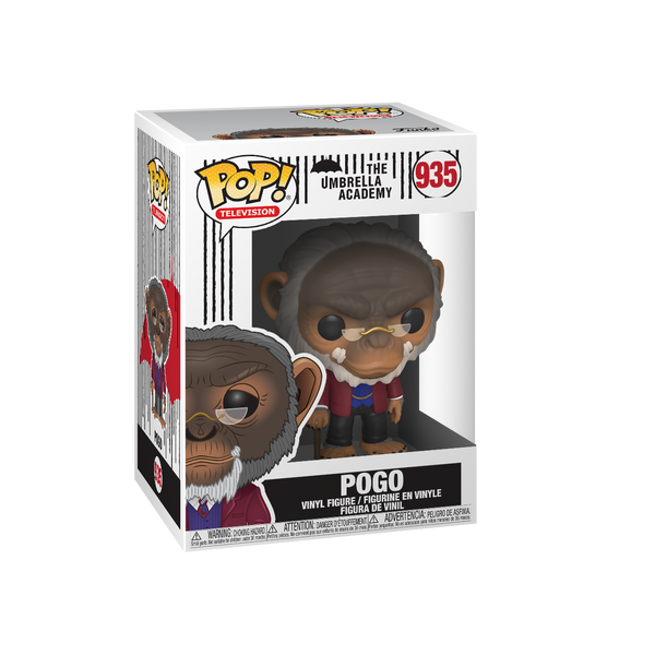 Funko POP! TV: Umbrella Academy - Pogo