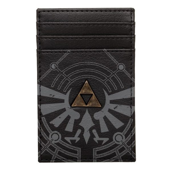 The Legend of Zelda Front Pocket Card Wallet - Kryptonite Character Store