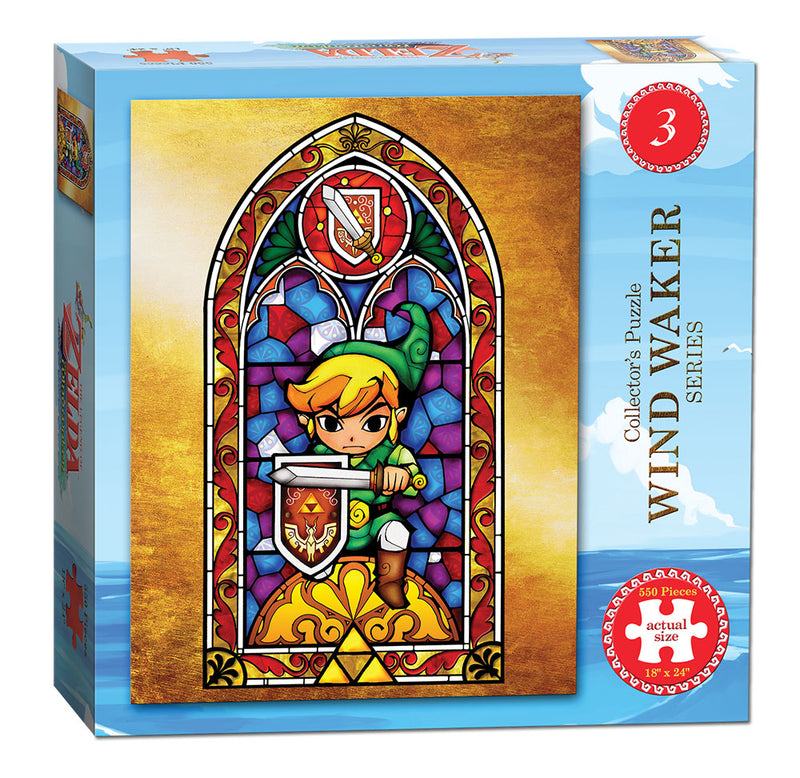 The Legend of Zelda™ Wind Waker Collector's Puzzle