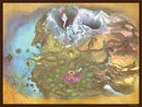 The Legend of Zelda Majora's Mask Termina Map Collector's Puzzle