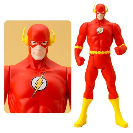 DC Universe: The Flash Classic Costume Super Powers ArtFX+ Statue