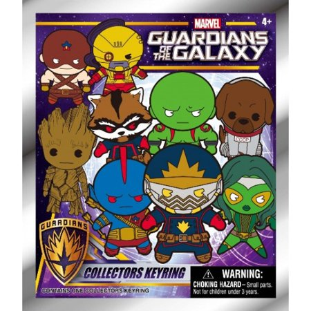 Marvel Guardians of the Galaxy - Mystery Bag Keyring - Kryptonite Character Store