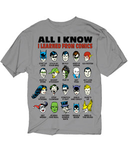 Dc Comics All I Know - Kryptonite Character Store