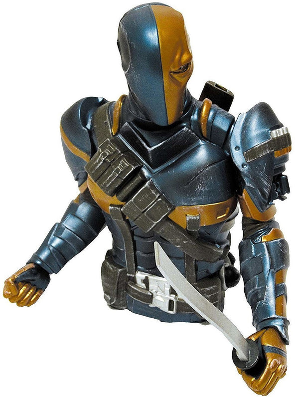 Batman: Arkham Origins - Deathstroke PX Bust Bank