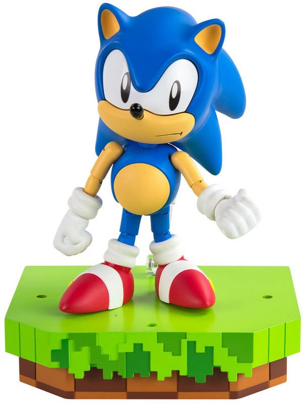 Sonic The Hedgehog Classic Sonic Collector 5.5-Inch Figure