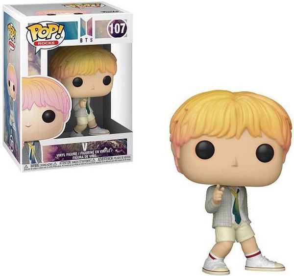 BTS - V Pop Rocks Vinyl Figure - Kryptonite Character Store