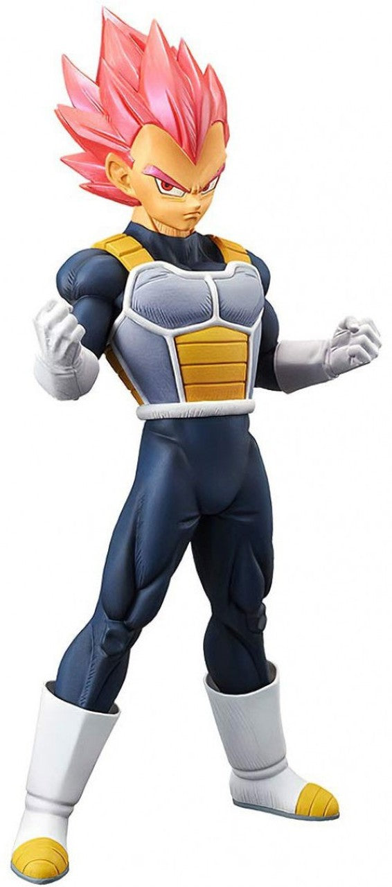"Dragon Ball Z Cyokoku Buyuden Collection SSG Vegeta 8.4"" Collectible PVC Figure"
