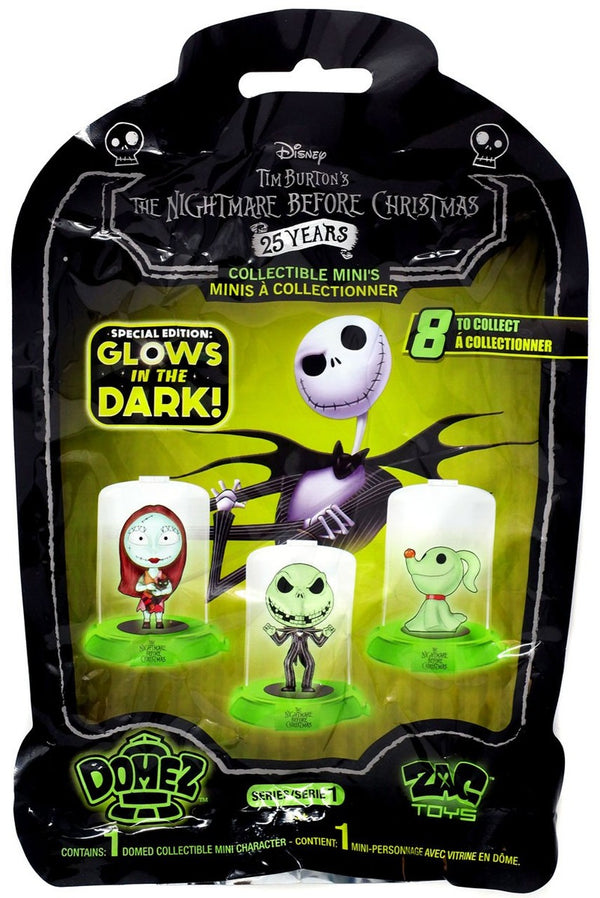 Disney The Nightmare Before Christmas Domez Series 1 Blind Bag - Kryptonite Character Store