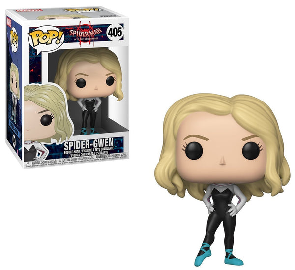 Marvel Animated Spider-Man - Spider-Gwen Pop Vinyl Figure