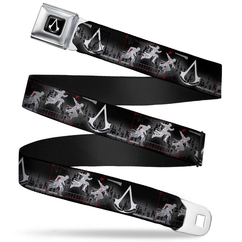 Assassin's Creed Seatbelt Belt