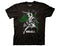 Attack on Titan Levi Swirls Adult Fitted T-shirt