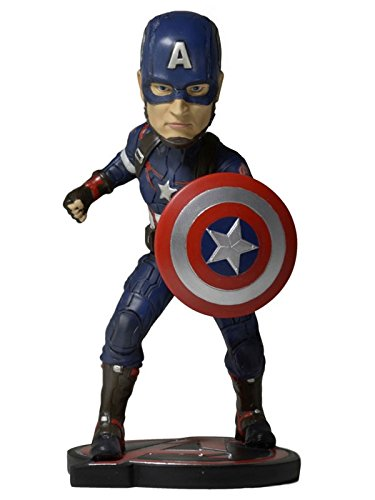 Avengers Age of Ultron (Movie) - Head Knocker - Captain America - Kryptonite  Character Store