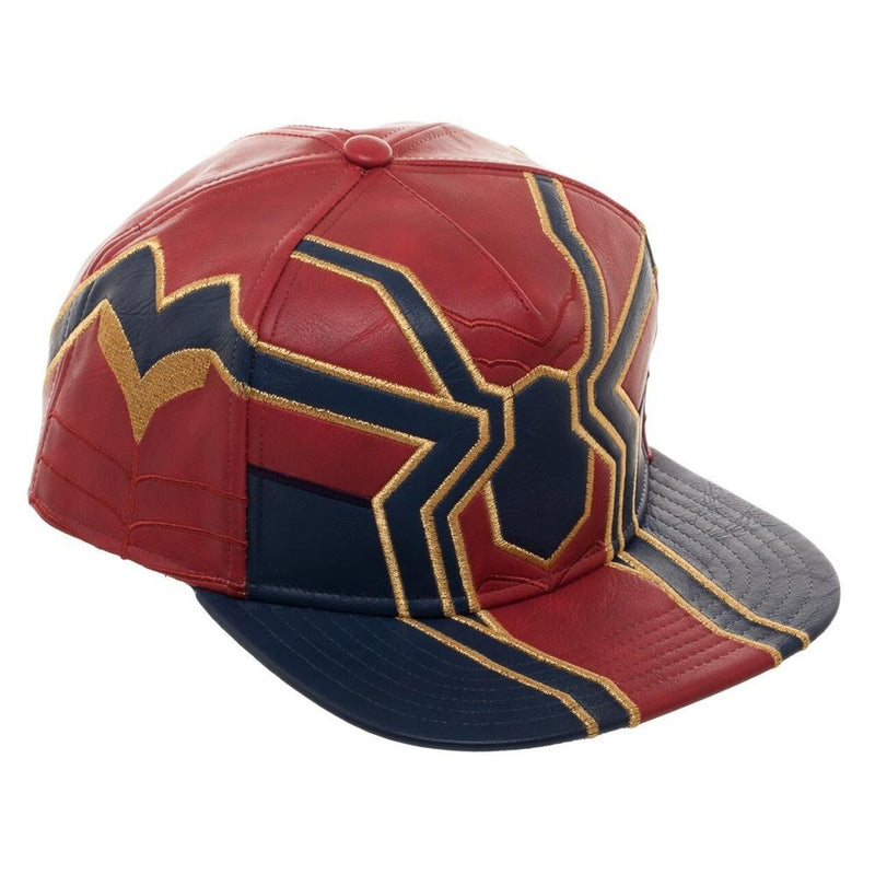 Marvel's Avengers: Infinity War - Iron Spider Suit Up PU Snapback Hat