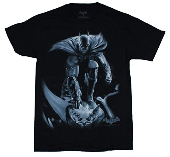 DC Comics - Batman Gargoyle Adult Fitted T-shirt