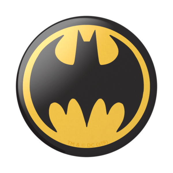 PopSocket - DC Comics - Batman Bat Logo in Glossy Print