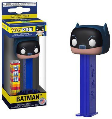 Funko POP! PEZ Candy DC Comics: Batman