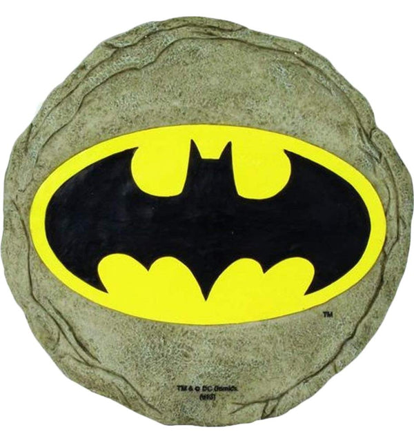 DC Comics - Batman Logo Stepping Stone - Kryptonite Character Store