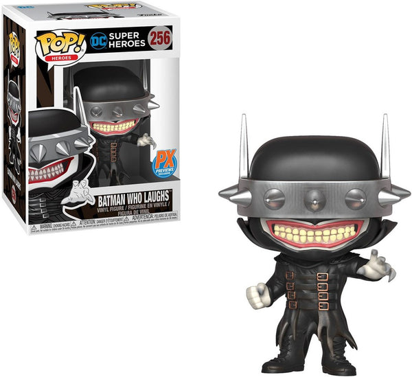 DC Comics - Funko POP! Heroes The Batman Who Laughs Exclusive Vinyl Figure #256 [Dark Nights: Metal]