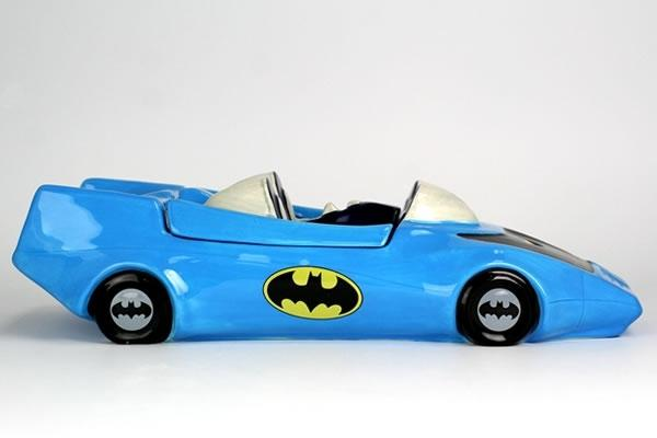 DC Batman's Batmobile Cookie Jar - Kryptonite Character Store