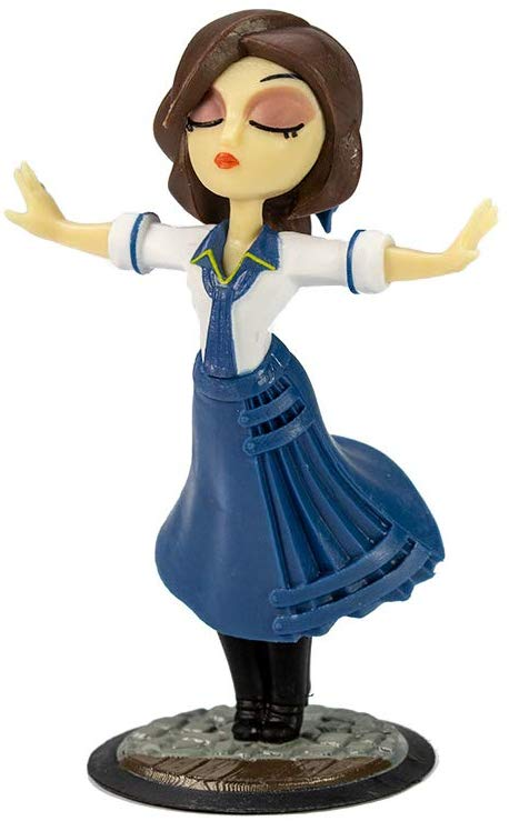 BioShock - Infinite Elizabeth 3.5 Collectible Inch Vinyl Figure - Kryptonite Character Store