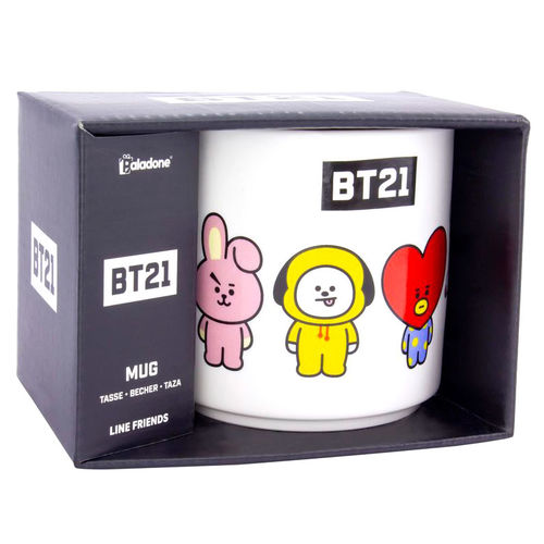 BT21 Characters  Mug - Kryptonite Character Store