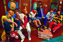 BTS (Bangtan Boys) - Crew Wall Poster- Kryptonite Character Store