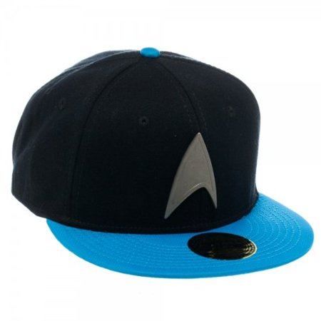 Star Trek Metal Badge Hat Cap