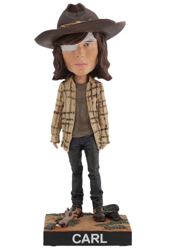 The Walking Dead Carl Grimes Bobble head - Kryptonite Character Store