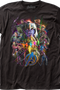 Marvel Cast Avengers Endgame T-Shirt- Kryptonite Character Store
