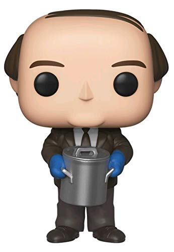 Pop! TV: The Office - Kevin Malone with Chili- Kryptonite Character Store