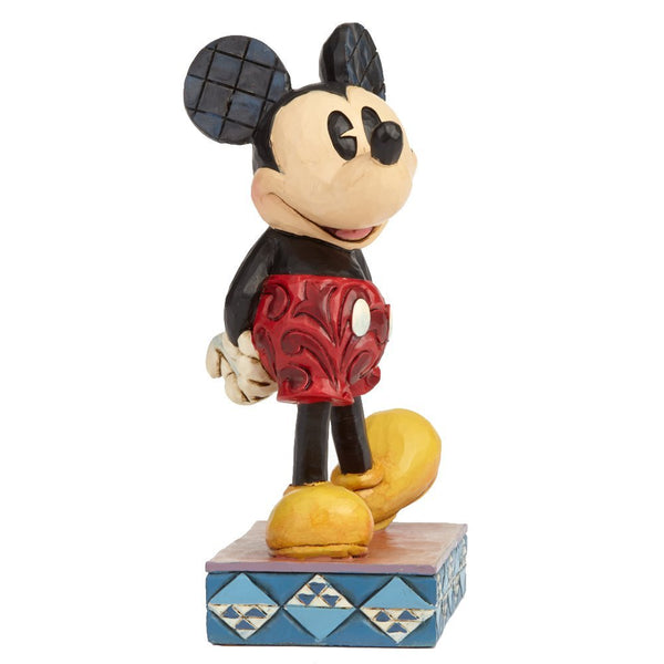 Disney - Personality Pose Classic Mickey Mouse Figure - Kryptonite Character Store