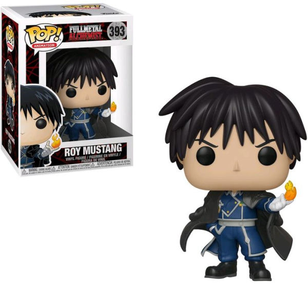 Pop Animation: Full Metal Alchemist S1- Colonel Mustang - Kryptonite Character Store