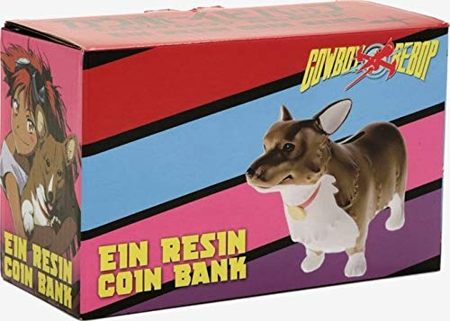 Classic Imports Cowboy Bebop - EIN Bank - Kryptonite Character Store